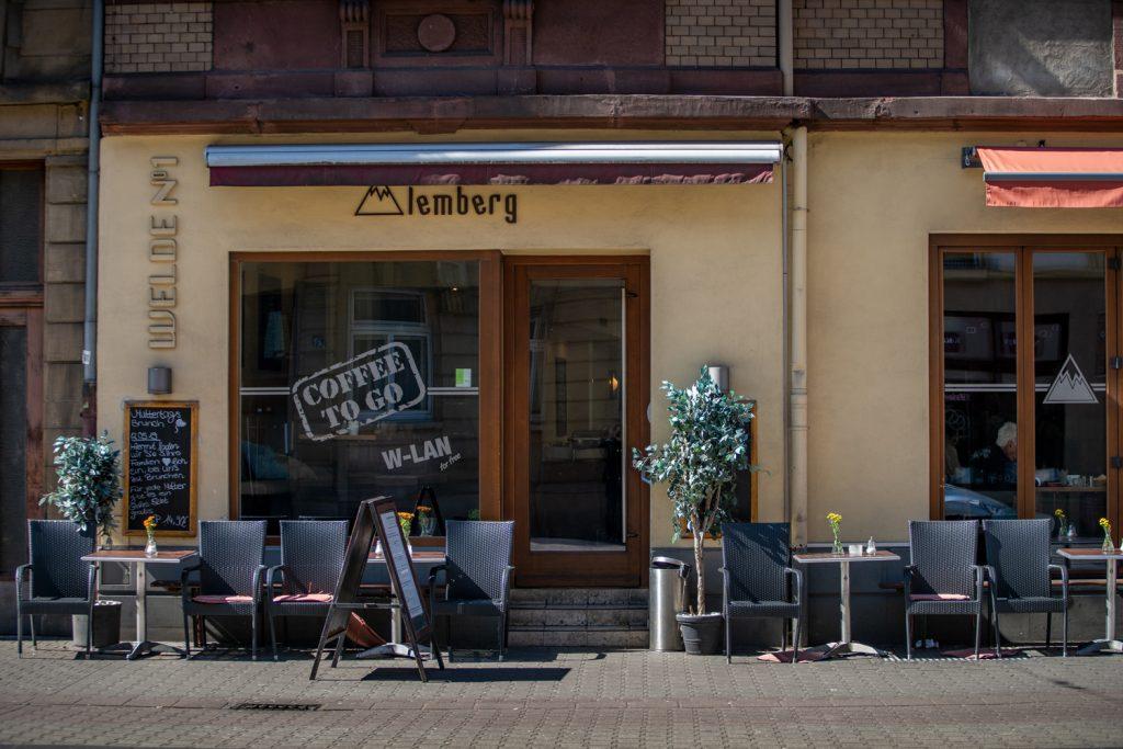 Café Bar Restaurant Lemberg