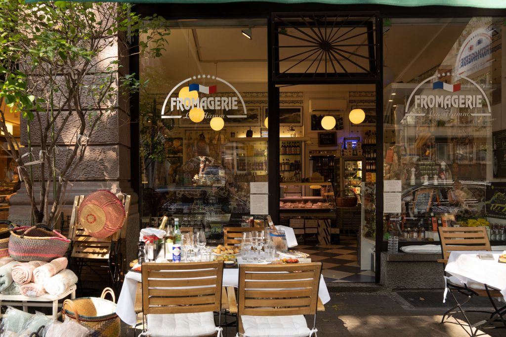 Fromagerie La Flamm