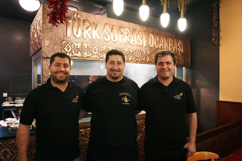 Türk Sofrasi Ocakbaşi