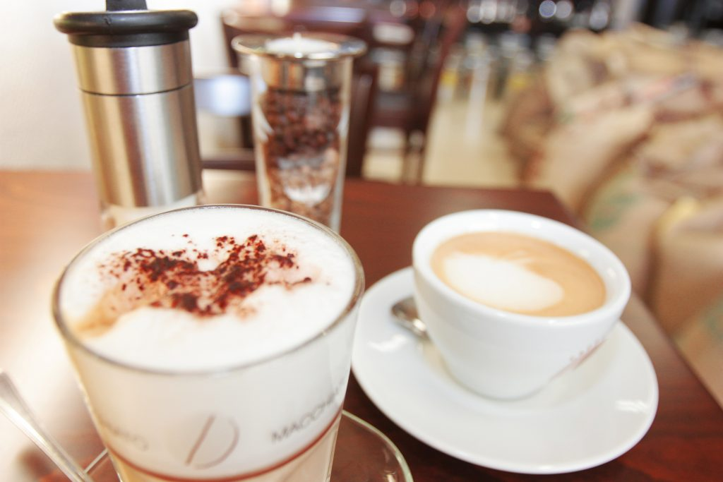 Kaffee-Rösterei Moha