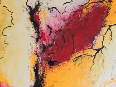 Ausstellung – Tausend Küsse tief – Kunst von Anna und Jürgen Zahn