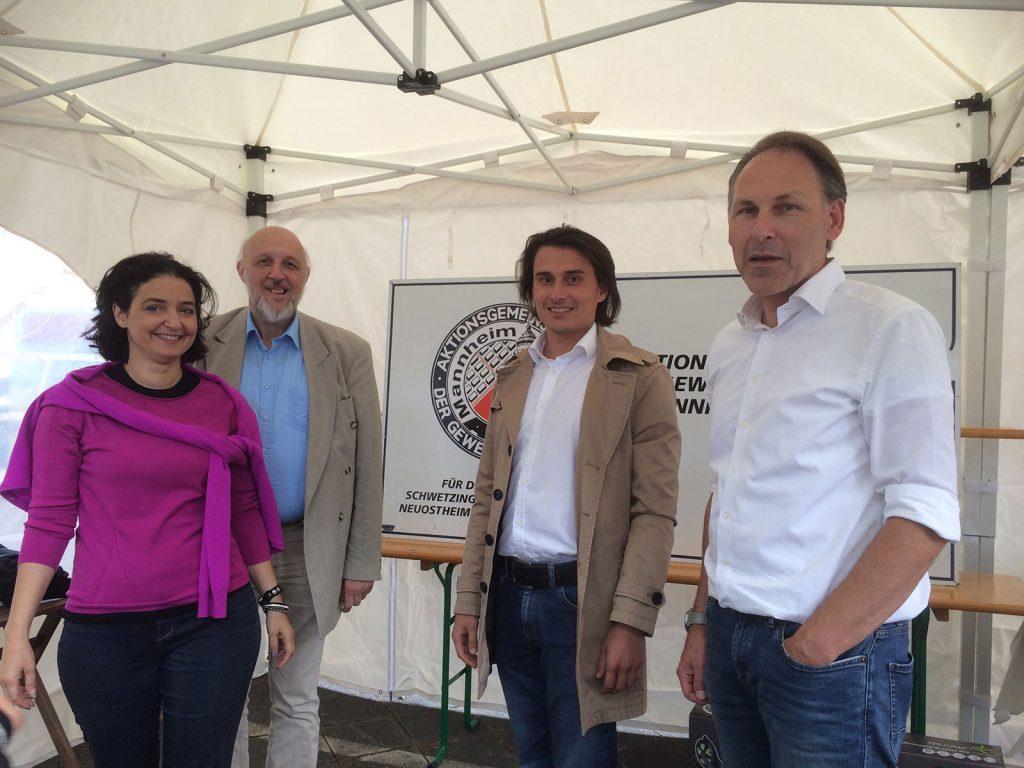 Aktionsgemeinschaft der Gewerbetreibenden (ADG) Mannheim-Ost e.V.