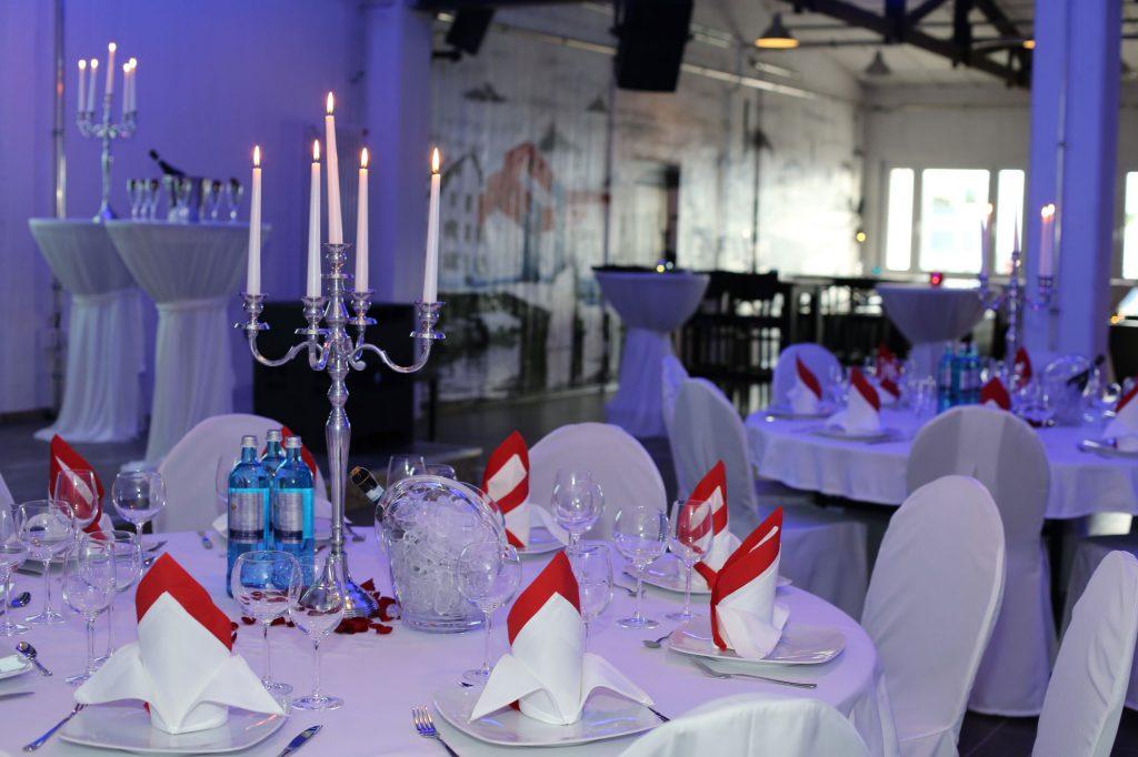 Corniche – Event am Rhein