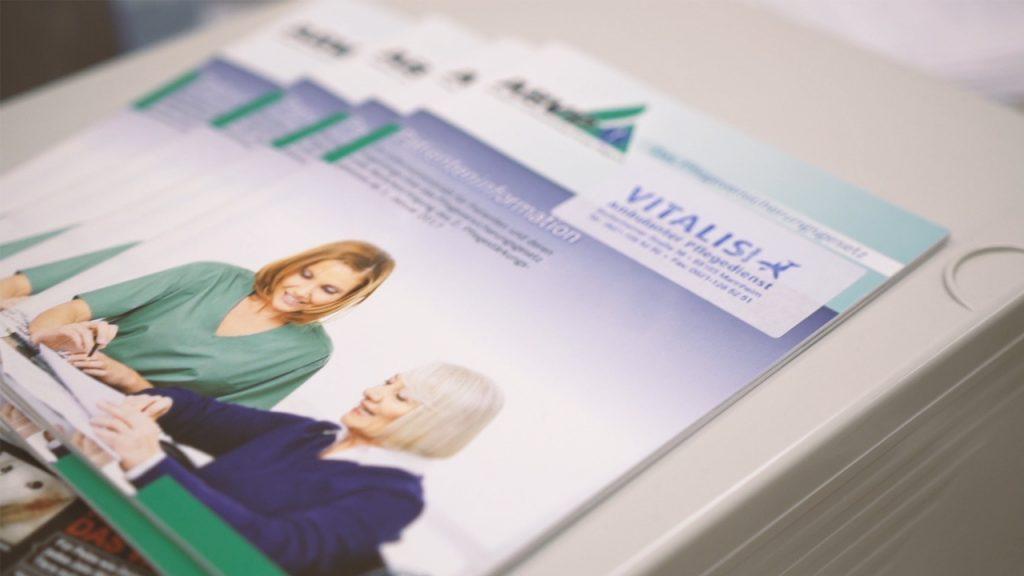 Vitalis GmbH Ambulanter Pflegedienst