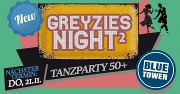 Greyzies Night² im Bluetower