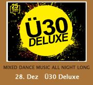 Ü30 Deluxe Christmas Edition Clubnight